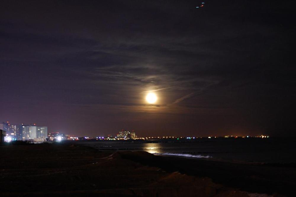 Night Pic By Katie Honan
